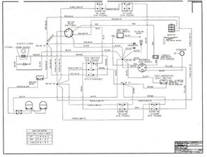 Lawn Mower Wiring Diagram on ferguson tractor wiring harness