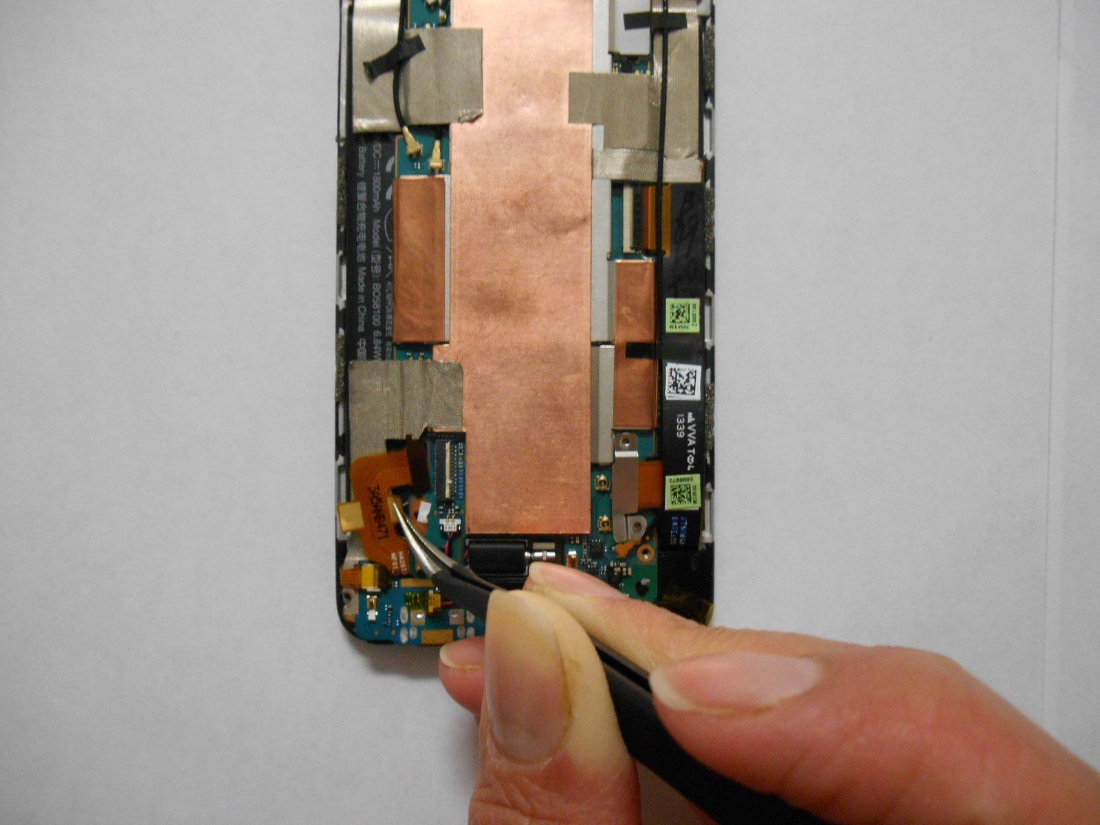 Замена аккумулятора htc one mini