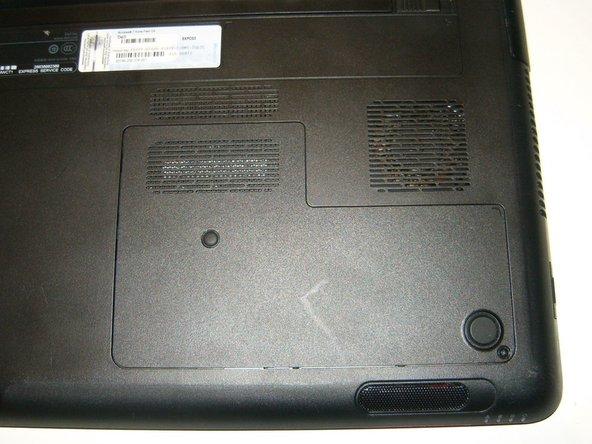 تعویض RAM لپتاپ 2