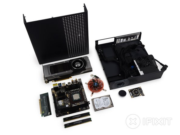 Valve steam machine teardown