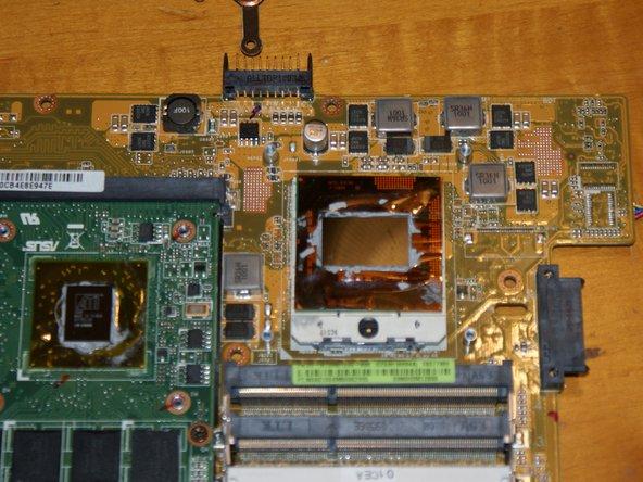 تعویض خمیر روی CPU GPU