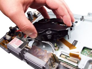 Repairing PlayStation Optical Drive