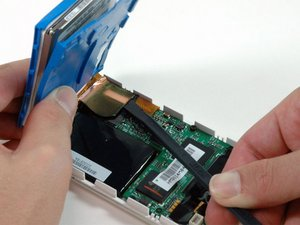 Installing iPod 3rd Generation Battery