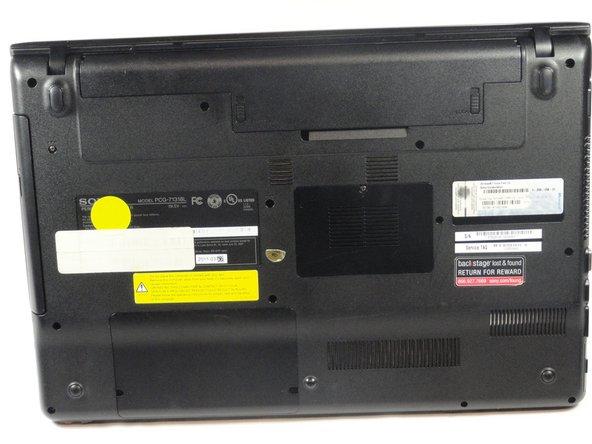تعویض باتری لپتاپ