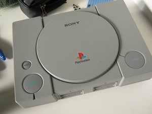 PlayStation Teardown