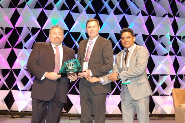 Dell receives the 2014 Design for Recycling Award
