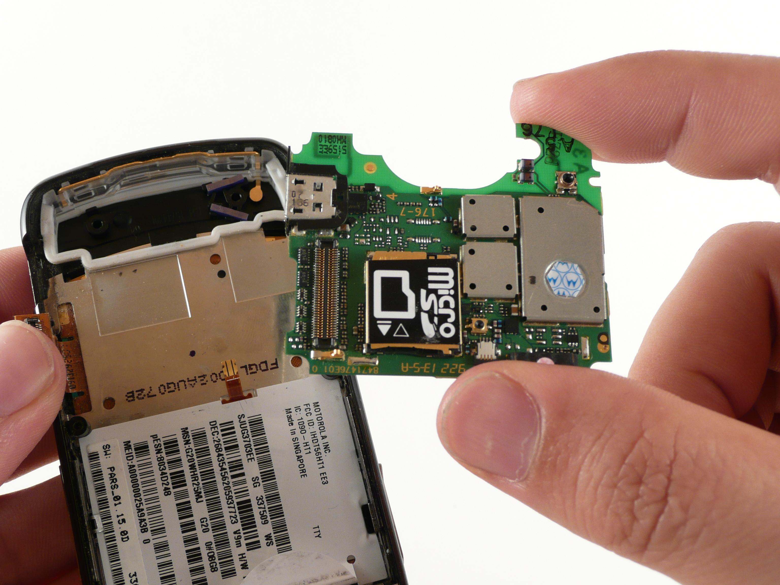 Motorola v9m 6