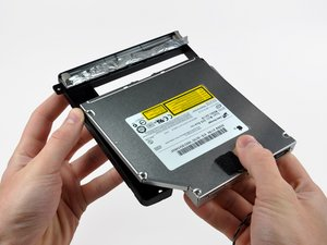 Optical Drive Replacement