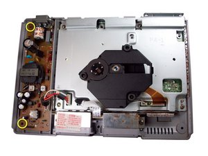 Repairing PlayStation Power Supply