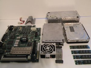 Macintosh IIsi Teardown