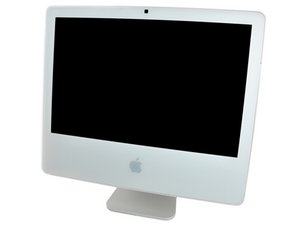 "iMac Intel 20"" EMC 2105 and 2118 Repair"