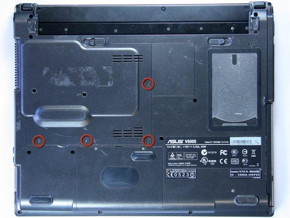 تعویض RAM لپ تاپ 4