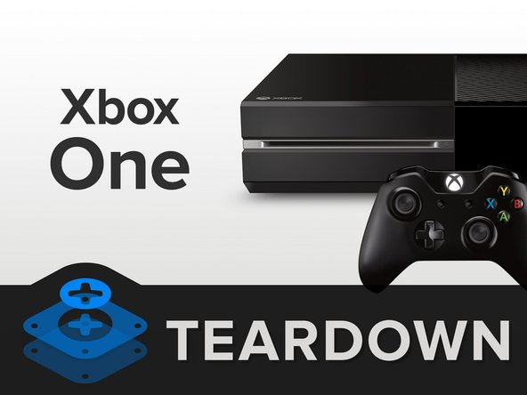 Xbox One Teardown banner