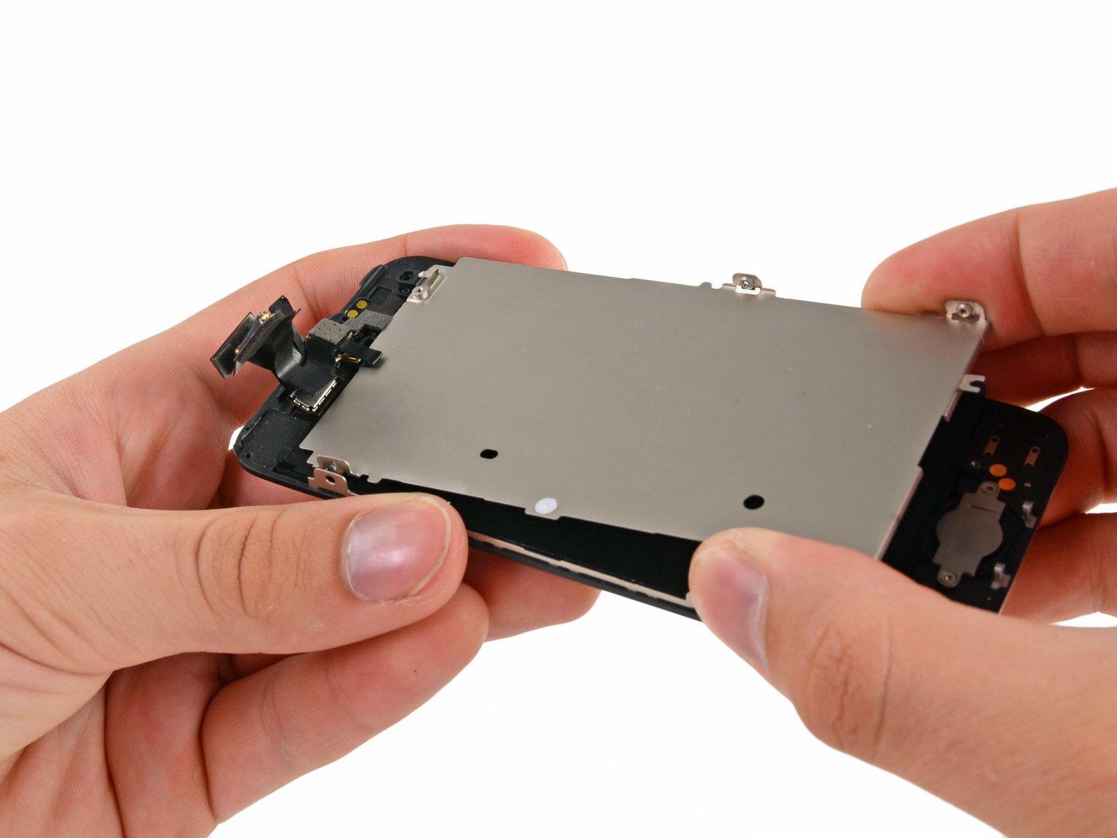 Как заменить стекло на айфоне 4 своими руками