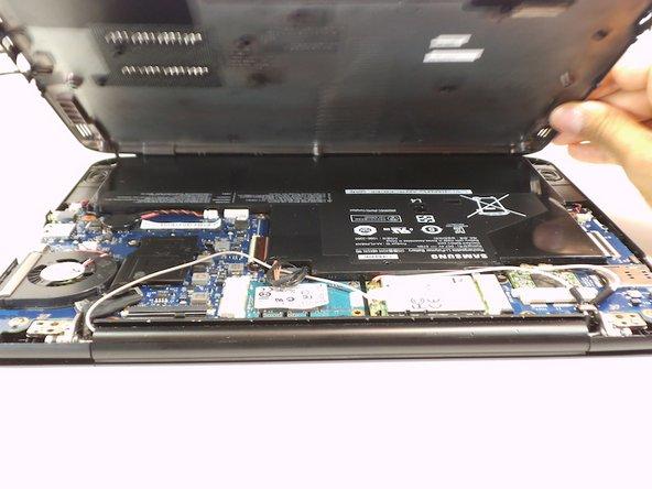 تعویض هارد SSD وایر لس