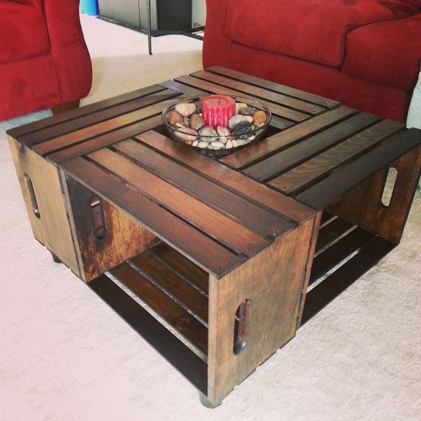 10 subreddits every fixer should know ifixit for Coffee table made out of wooden crates