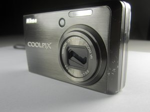 Nikon CoolPix S600 Repair