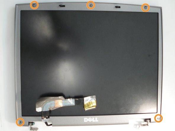 جدا سازی LCD لپتاپ از قاب 66
