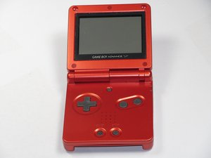 Nintendo Game Boy Advance SP