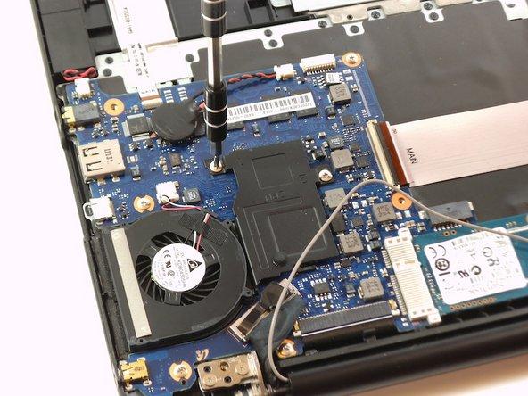 تمیز کردن CPU لپتاپ 6
