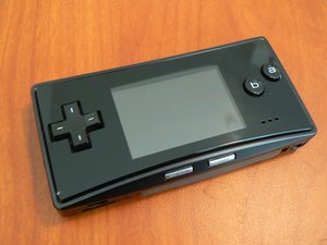 Nintendo Game Boy Micro