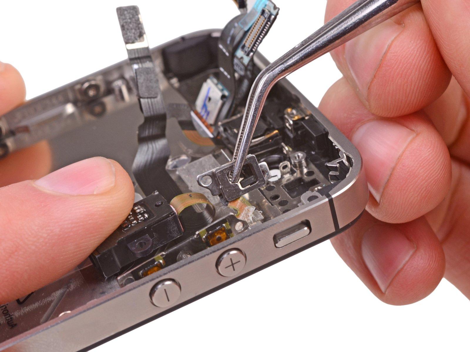 Как управления Android-смартфоном с помощью кнопок 9