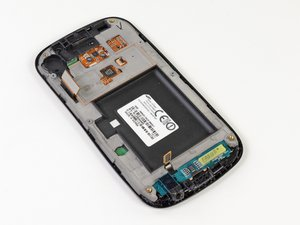 Installing Nexus S Front Panel Assembly