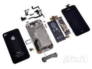 iPhone 4S Teardown