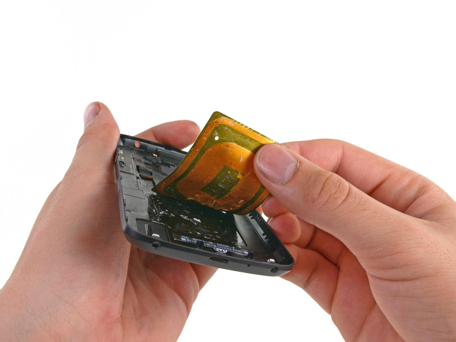 Как сделать аккумулятор как в телефоне