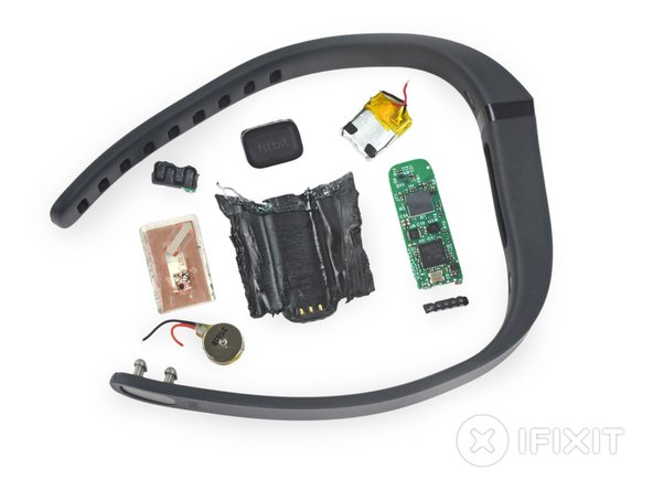 Fitbit Flex wristband Teardown
