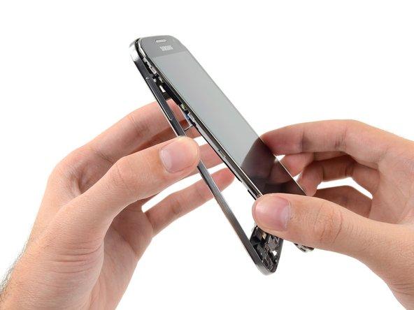 Samsung Galaxy S display smartphone repair
