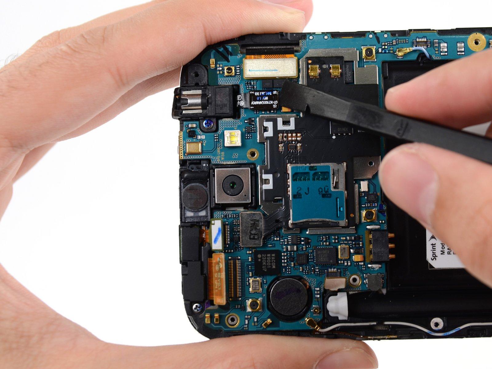 Замена динамика в телефоне андроид