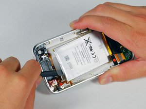 Installing iPhone 3G Battery