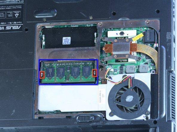 تعویض RAM لپ تاپ 5