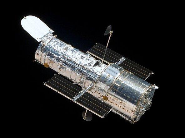 NASA repair in space