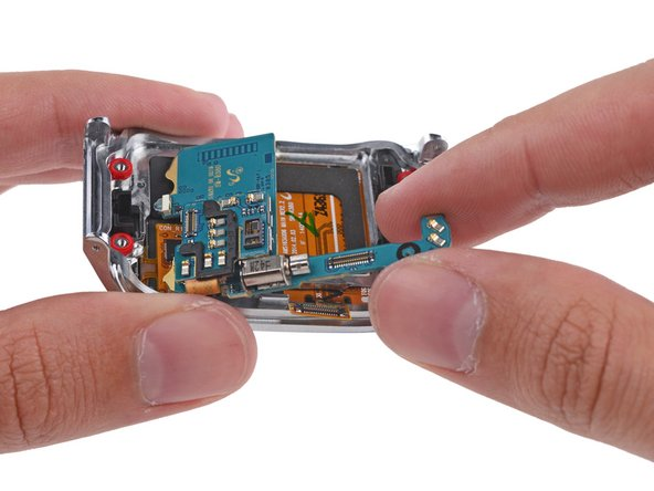 Samsung Gear 2 smart watch Teardown