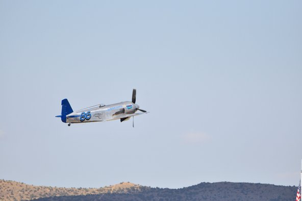 Czech Mate at Reno Air Races