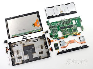 Microsoft Surface Pro Teardown