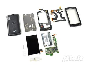 Motorola Atrix 4G Teardown