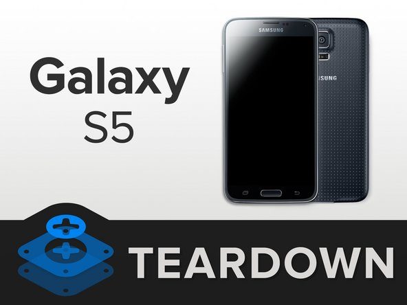Заглянем внутрь фаблета Samsung Galaxy S5