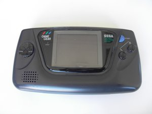 Installing Sega Game Gear Screen