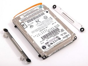 Hard Drive Replacement