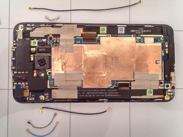Htc one m7 как заменить экран