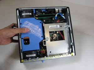 Installing Dell Optiplex SX280 Battery