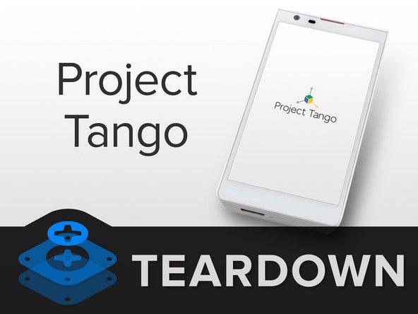 Заглянем внутрь Project Tango