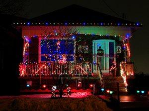 Half of the string of LED Christmas lights does not light up - LED Christmas Lights - iFixit