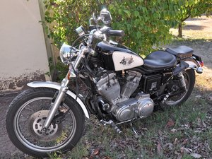 Harley-Davidson Sportster Evolution Repair