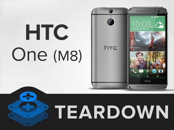 Заглянем внутрь смартфона HTC One (M8)