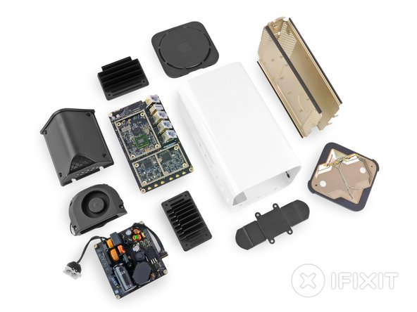 AirPort extreme teardown