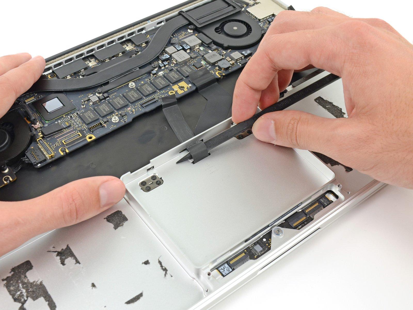 Ремонт тачпада на ноутбуке своими руками